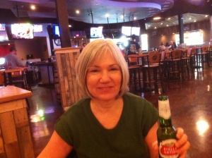 Toby Keith's place passes the first test with Karen Bialczak.