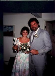 Carol Bryant and Dick Ward, still this happy.