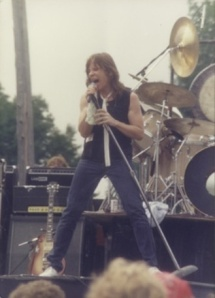 Benny Mardones, back in the day. (From bennymardones.com)