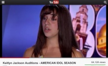 Here's the day when the world did get to see Kaitlyn Jackson sing on 'American Idol.'