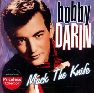 Talk about a throwback. Bobby Darin took a song from the 1927 'Three-Penny Opera.'  (From tysto.com)