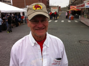 The brain behind Syracuse's Operation Southern Comfort/Northern Comfort, Norm Andrzezewski.
