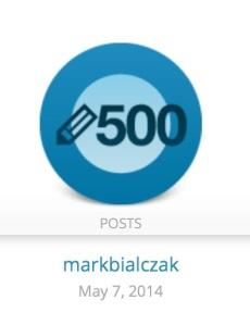 Me at 500