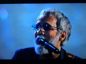 Yusuf Islam, looking at home with Cat Stevens' work.