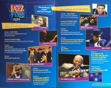 An attractive schedule for the M&T Syracuse Jazz Fest.