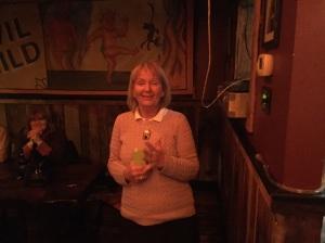Elizabeth Joerger, Chris Eves' mom.