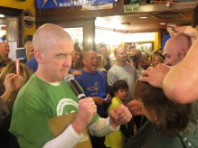 St. Baldrick's Kitty Hoynes