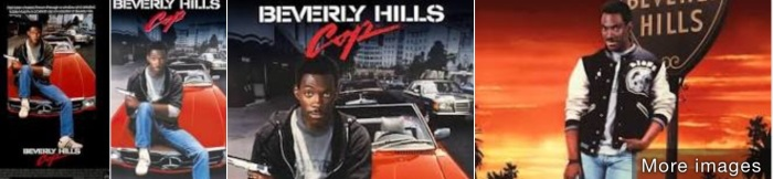 Eddie Murphy, in images from the glory year of 1984 (From Google+)
