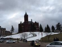 Crouse College Castle
