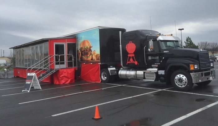 Burger truck?