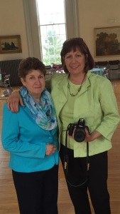 Carol Bandlow and Nancy Cardillo.