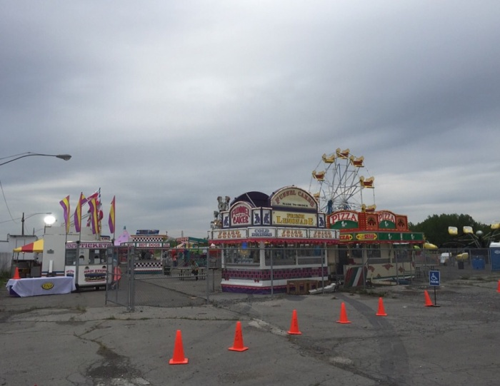 Rides, food and fun await until the end of tonight.