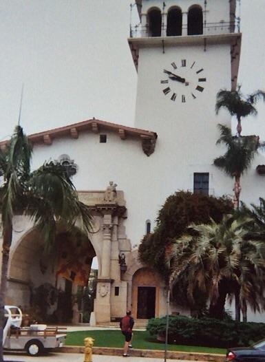 Mission: See downtown Santa Barbara.