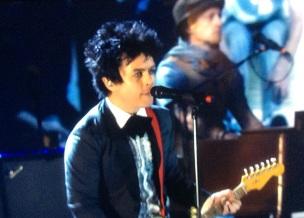 Billie Joe Armstrong, smart Green Day singer
