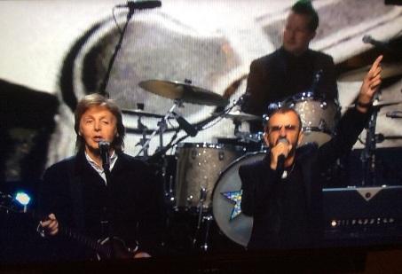 Macca and Ringo