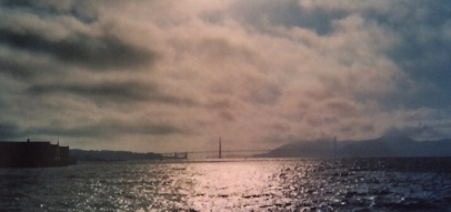 The Golden Gate.