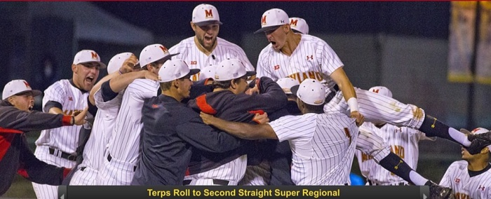 Maryland beats UCLA early Tuesday morning. (From umterps.com)