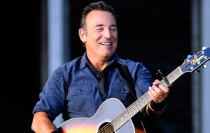 And I quote the Boss, Bruce Springsteen. (Photo by Matt Kent/Getty Images)