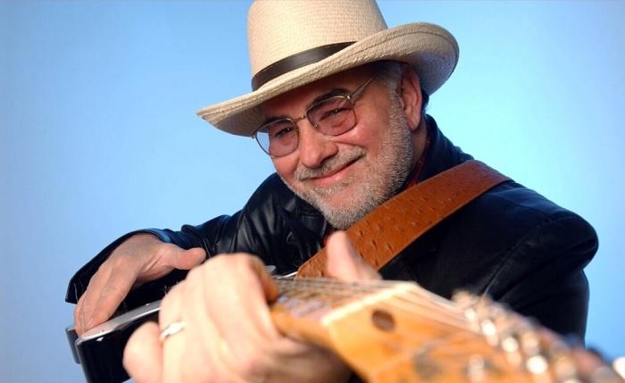 Duke Robillard, at Blues Sunday. (Photo courtesy CNY Jazz)