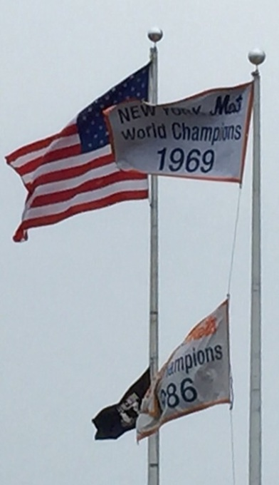 Mets fans' banner years.