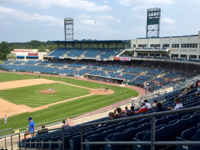 Syracuse Chiefs, Pawtucket Red Sox and us.