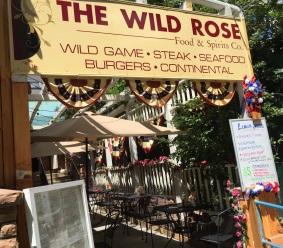 Eat wild?