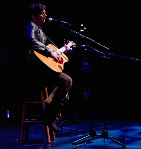 Kim Lembo, in California. (From kimlembomusic.com)