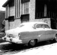 Allen's vehicle.