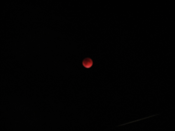 Final eclipse shot. (Photo by Tim Garriques)
