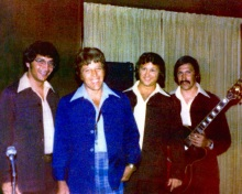 Jimmy Cavallo, with the House Rockers a while back.