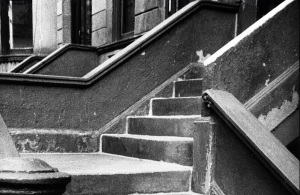 Classic stoop. Bill Arnold Photography/Getty Images