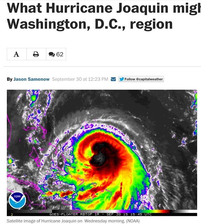 Hello, Joaquin. (From washingtonpost.com)