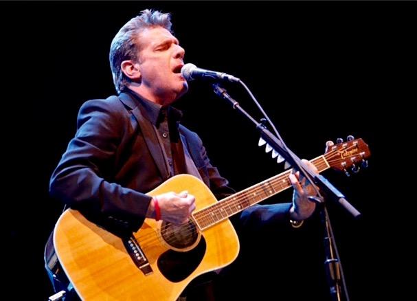 Glenn Frey, soaring Eagle. (Kevin Winter/Getty Images)