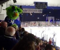 Sesame Street on ice?