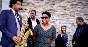 Donna Alford and members of Soft Spoken. (From Softspoken.com)