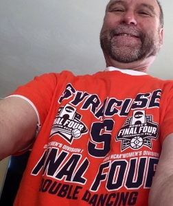 The Syracuse women will have to dance fast tonight against Connecticut.