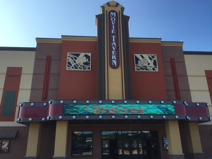 The Food Drink Service And Comfort At Movie Tavern Are Just Right