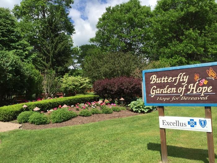 Butterfly Garden of Hope.