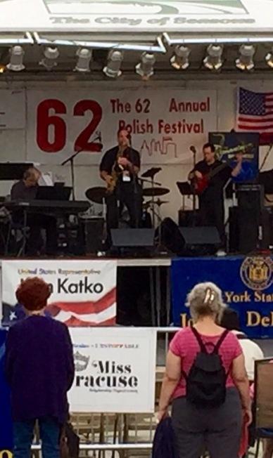 John Spillet Quartet plays Stevie Wonder.
