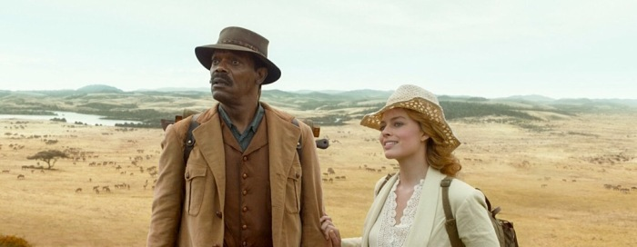 Samuel L. Jackson and Margot Robbie were much more interesting than Tarzan.