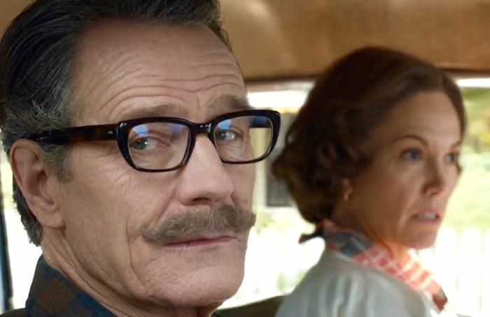 Bryan Cranston and Diane Lane as cranky hubby and suffering wife. (From IMDb.com)