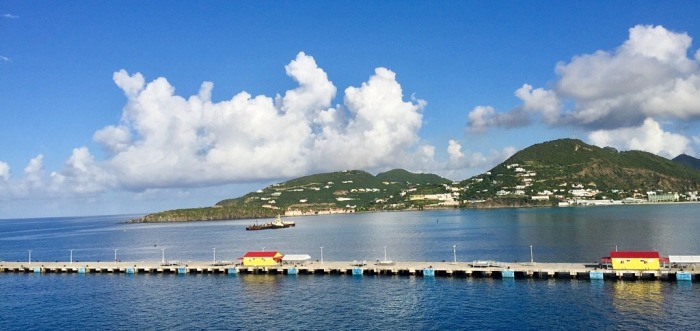 St. Marteen coming up.