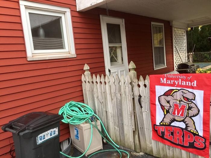Fly my Maryland Flag