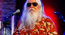 Leon Russell, 1942-2016. (Photo from Getty Images)