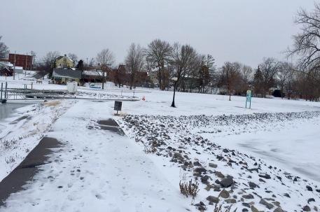 Winter coverage.
