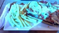 Steak Sandwich take one.