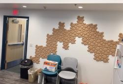 Wall stuff.