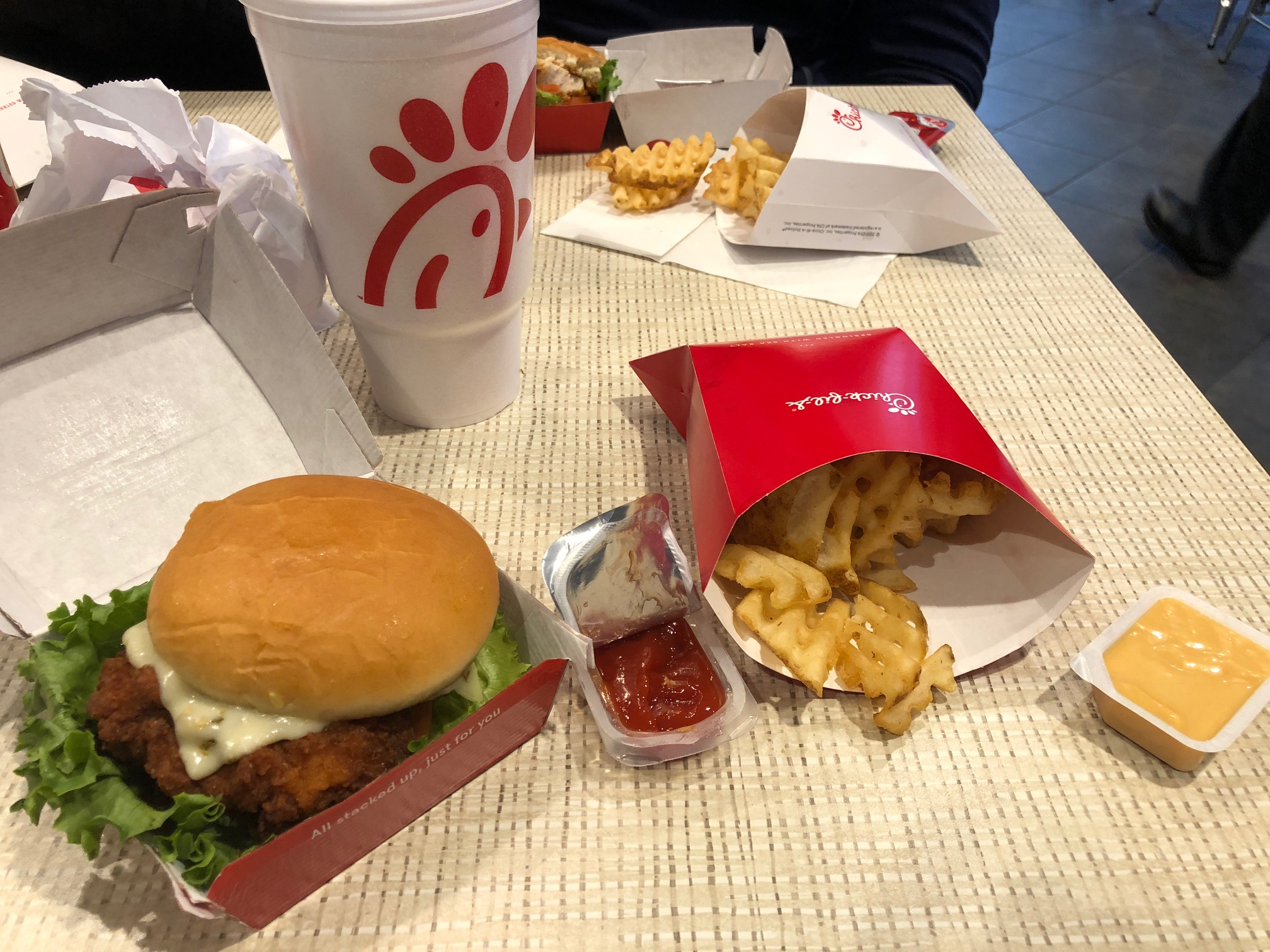 photo regarding Chick Fil a Menu Printable titled Chick fil a menu combo foods : Simplest Sale