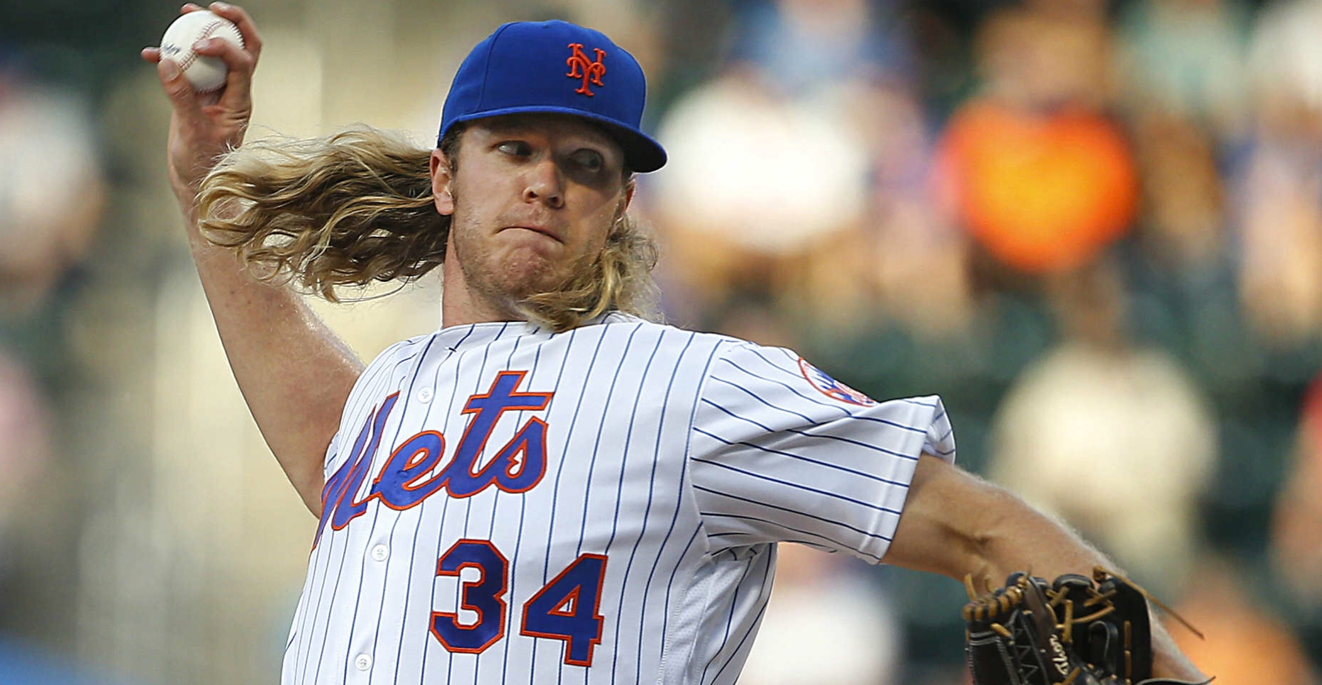 To meet the Mets in the Carrier Dome, I'll take the day off from work, Noah Syndergaard