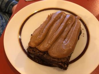 ... cake.